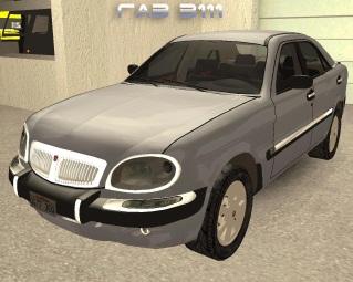 Волга ГАЗ-3111