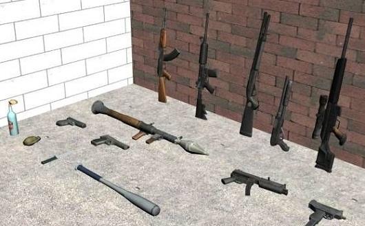 код на бесконечные патроны на все оружие