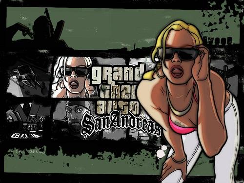 GTA San Andreas - все миссии пройдены!