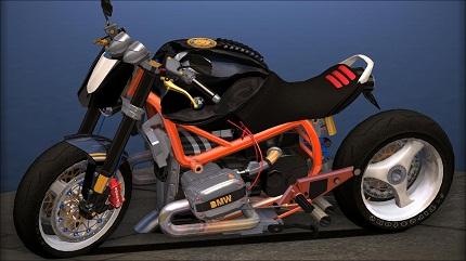 мотоцикл BMW R1100R