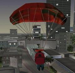 код на парашют